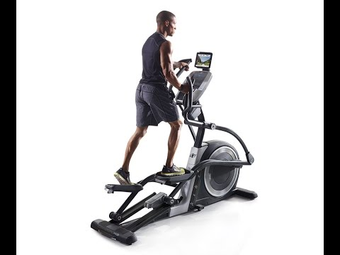 video NordicTrack Commercial 14.9 Elliptical Training Machine