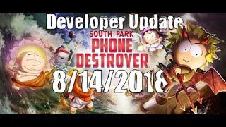 Giveaway! IMP TWEEK! SPPD HUGE BALANCE CHANGES! Developer Update! (8/14/2018)