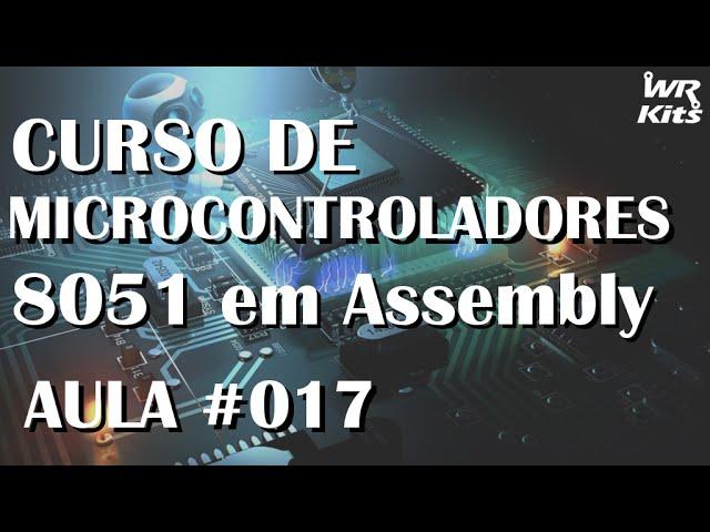 DELAY PARA BOTÕES | Assembly para 8051 #017