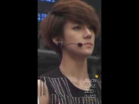 Fancam 120512 EXO-K Dream Concert - Sehun focus