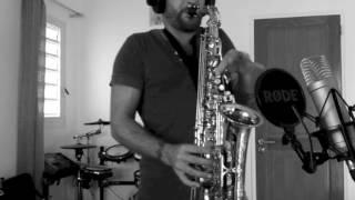 Worakls - Blue ( Jimmy Sax live)