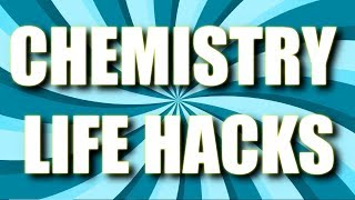 Chemistry Life Hacks by Awing, Chan, Cole,  Laya and Osorio(Grade 12-STEM N4)