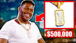 8 Stupidly Expensive Things NFL Players Own - Antonio Brown | Odell Beckham Jr | Tom Brady