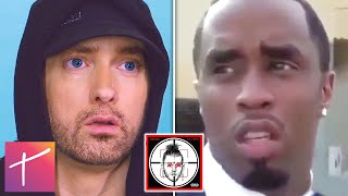 Diddy Responds To Eminem's Diss 'Killshot' And How He Will HANDLE Eminem