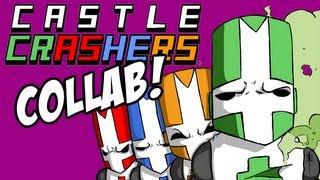 Castle Crashers W/ Mangaminx, CinnamonToastKen, And Yamimash! | Part 1