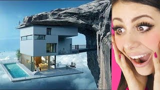 CRAZY Houses You Won't Believe Exist