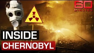 Inside the heart of the Chernobyl nuclear reactor | 60 Minutes Australia