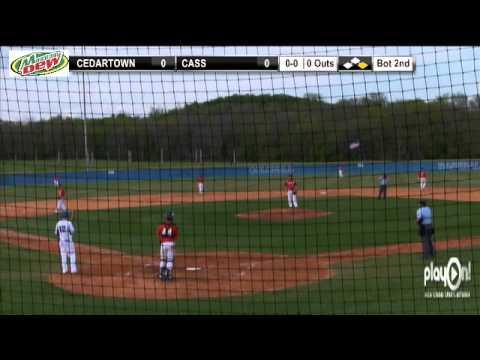 Cedartown High School Baseball Cass High School Baseball Live