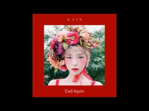 가인 (Gain) – Carnival (The Last Day)(Audio)