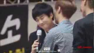 EXO love SUHO leader ♡♡