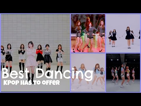 Best Dancing KPop Has To Offer | Girl Groups