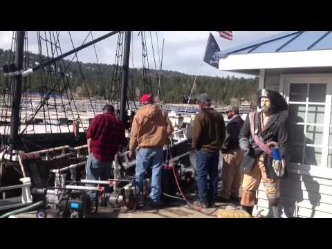 Big Bear Pirate Ship 5
