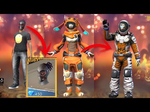 Nova Skin dos Astronautas
