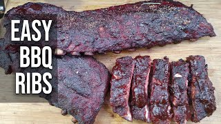 Easy BBQ Ribs recipe by the BBQ Pit Boys