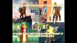 Entei finally makes appearance as field research reward in pokemon go app game.article view