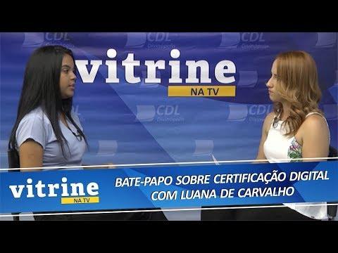 Imagem Programa Vitrine na TV do dia 23 de Janeiro de 2018