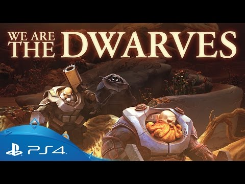 We Are The Dwarves Trailer