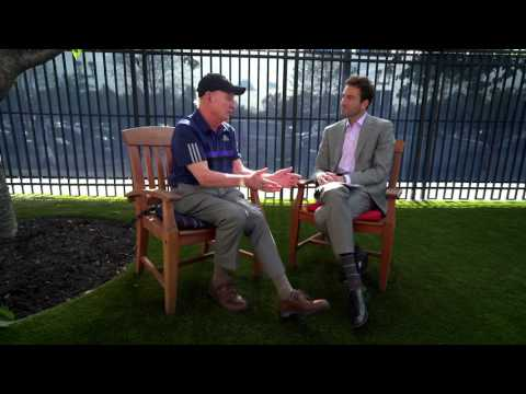 Rod Laver Gives His Expert Analysis On US Open 2016