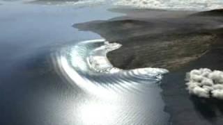 Tsunami visualization