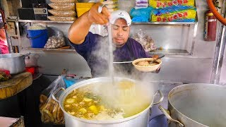 Street Food Mexico - WINNING TLACOYOS and BIRRIA in Roma Norte, Mexico City DF!