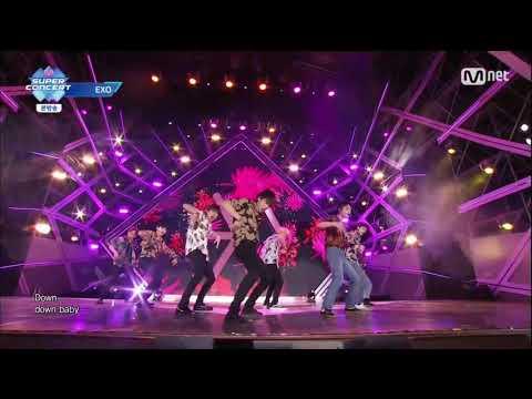 180909 EXO  Incheon Airport Sky Festival M Super Concert
