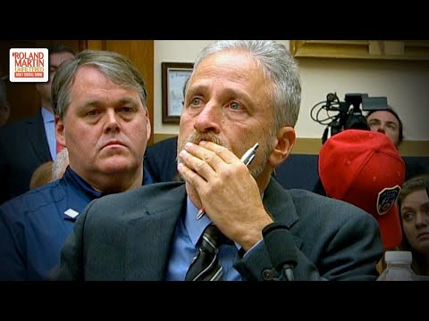 'Shameful': Jon Stewart Stuns Congress, Slams Lawmakers At Hearing On 9/11 First Responders Fund
