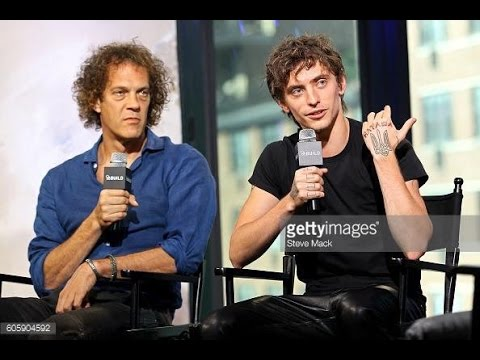 Sergei Polunin And Director Steven Cantor Discuss Their New Documentary, Dancer  BUILD Series
