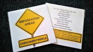 Chris Hardy World - Satisfactory