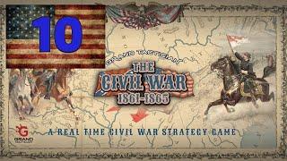 THE REBELS TAKE...BOSTON?!?!  // Grand Tactician: The Civil War // Union Campaign // Ep. 10