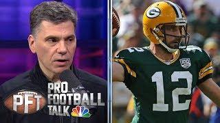 Aaron Rodgers' weapons dwindling in Green Bay   Pro Football Talk   NBC Sports