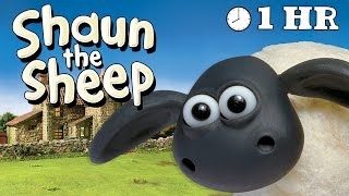 Shaun the Sheep - Season 1 - Episode 01 -10 [1HOUR]
