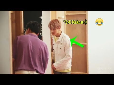 How BTS JUNGKOOK teases his hyungs!