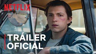 El diablo a todas horas, con Tom Holland y Robert Pattinson   Tráiler oficial   Netflix