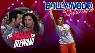 """Dilli Wali Girlfriend"" || Full Song Dance Steps || Yeh Jawaani Hai Deewani"