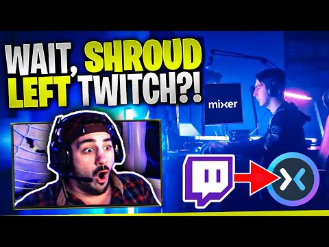 What Shroud Leaving Twitch For Mixer Really Means..