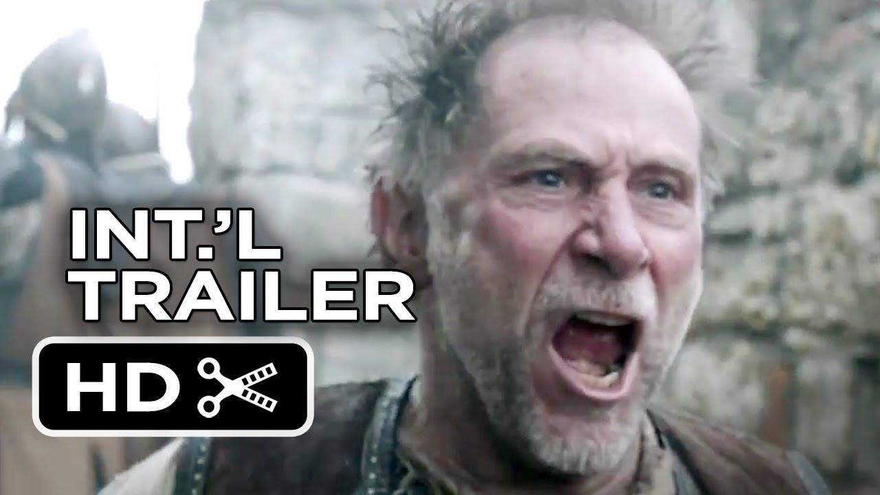 Железен рицар 2: Битка за кръв (2014) Трейлър