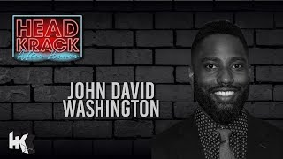 John David Washington - Family, Ballers, and Favorite Artists Pt #2 (After Hours)