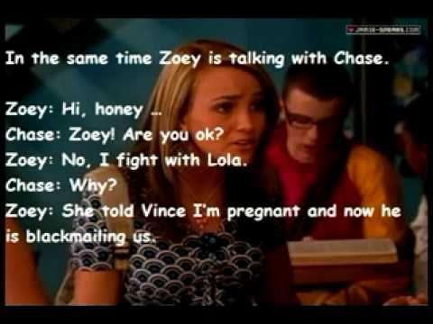 Zoey 101 Zoey Pregnant