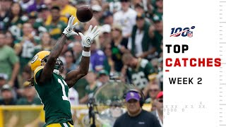 Top Catches from Week 2 | NFL 2019 Highlights