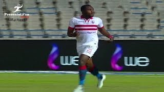 أهداف مباراة النصر 1 - 2 الزمالك | الجولة الـ 26 الدوري المصري     -