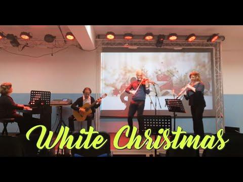 White Christmas - I.C. Manzoni Augruso di Lamezia Terme - Classe di Strumento Musicale -