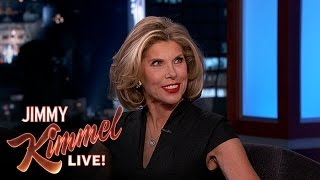Christine Baranski on Drinking with Meryl Streep & Tracey Ullman