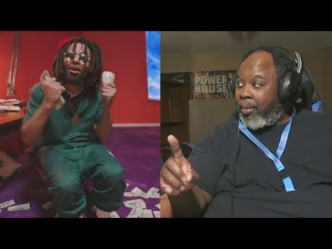 Dad Reacts to J. Cole - ATM