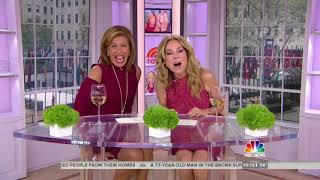 SipCaddy on the Today Show with Hoda & KLG - NBC