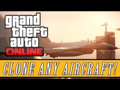 GTA 5: ONLINE   HOW TO GET FREE UNLIMITED AIRCRAFT! (Online Tips & Tricks) - Smashpipe Games