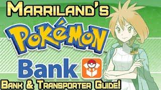 [Gen VI] Pokémon Bank & Poké Transporter!
