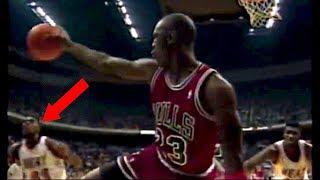 Michael Jordan Greatest Fake Moves Compilation!