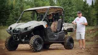 TEST RIDE: 2014 Yamaha Viking 700 FI