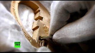 На заводе Адамас изготовлено 1300 комплектов медалей для Олимпиады