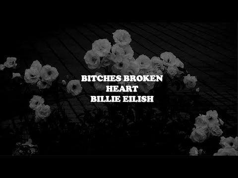 bitches broken hearts--billie eilish [lyrics]